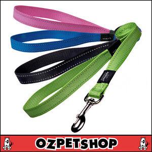 Rogz Utility Classic Fixed Dog Lead - Dog Leash - 10 Colours - 4 sizes