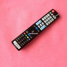 Replacement Remote Control for LG LED 3D TVs 47LW450U 47LW451C AKB72914048