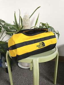 The North Face Base Camp Travel Canister Case - Yellow (7.5L/Large)