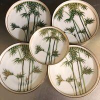 Kooheji Store Alkohobar Saudi Arabia Porcelain Made Japan Saucers Small Plate 5