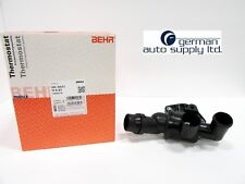 Audi - Volkswagen Engine Coolant Thermostat - MAHLE BEHR - TI687 - NEW OEM