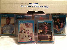 1987 Fleer Baseball Complete Factory Set