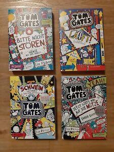 Tom Gates Bücher 6 - 9 wie neu
