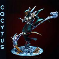 1/24 Cocytus Resin Kits Unpainted Figure Model GK Unassembled