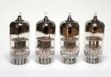 4pcs * 6N3P / 6CC42 / 5670 Doppeltriode Röhre 1981