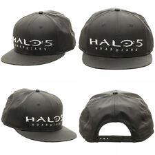 Halo 5 Lenticular Logo Honeycomb Snapback Xbox Hat Baseball Cap