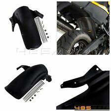 Motorcycle Black Rear Splash Mud Guard Fender For BMW F650GS F700GS F800GS ADV