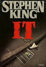 Stephen King's IT book cover replica magnet - new!