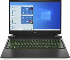 "HP Pavilion 16.1"" IPS 16GB/512GB SSD Intel Core  I7-10750H W10 Gaming Laptop"