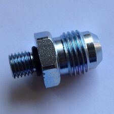 -6 AN x 5/16-24 o ring hydroboost spittier / return port fitting Made in USA