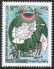 Afghanistan 1971 Red Cross/Crescent/Medical/Welfare/Health 1v (n28166)