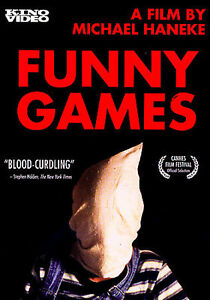 Funny Games (DVD 2008) NEW & SEALED