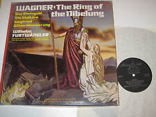 11 LP BOX/WAGNER/FURTWÄNGLER/THE RING OF THE NIBELUNG/Murray Records 940477 *