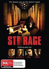 Storage (DVD, 2010) Aussie Thriller SEALED