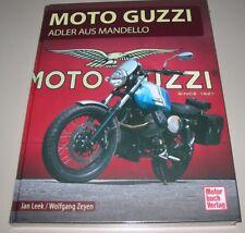 Bildband Moto Guzzi - Adler aus Mandello Bildband Jan Leek / Wolfgang Zyen NEU!