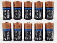 Duracell 3v MUY Batería Litio 123 - DL123A/CR123A/CR17345-10 piezas