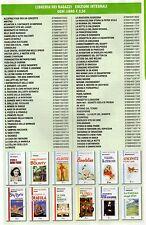 offerta speciale 90 libri- libreria dei ragazzi -La Spiga- 79 euro