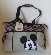 Large Disney Mickey Diaper bag New. #LA2
