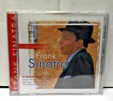 Frank Sinatra- The Essential Frank Sinatra CD, NEW, SEALED