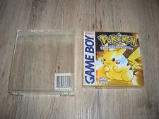 Pokemon Gelbe Edition Nintendo Gameboy Color Neu in Folie !!!!!