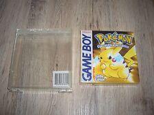 Pokemon amarillos Edition Nintendo Gameboy color nuevo en lámina!!!