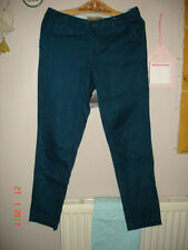 Fat Face Cotton Blend Tapered Trousers for Women