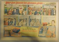 Gillette Razor Ad: What Earl Learned, Shaving Romance ! from 1930's