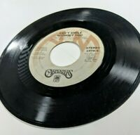 45 RPM The Carpenters - Calling Occupants Of.... / Can't Smile Without You 1978