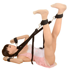 Thigh Slings Open Legs Restraint Bondage_Sex Slave Adult Couples Products Tools