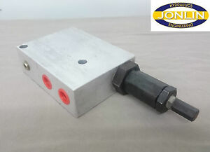"""SNAP TITE INC SAV60-T2P-15A Sequence Valve with Reverse Flow Check - 1/4"""" BSP"""