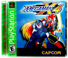 MegaMan X4 (GH)(PS1) Complete - Clean,Tested & Fast Shipping