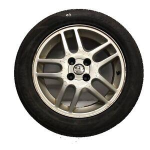 "Vauxhall Astra Genuine 16"" SRi Twin Spoke 4-Stud Alloy Wheel & 2mm Tyre #03"