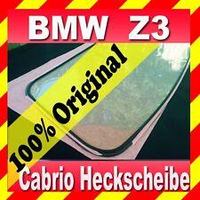 ORIGINAL BMW Z3 CABRIOLET lunette arrière avec fermeture à glissière NEUF BMW