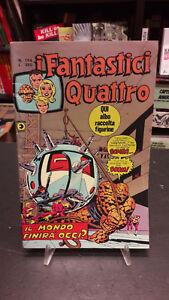Fantastici Quattro #154 Editoriale Corno 1977 buono no resa no gadget