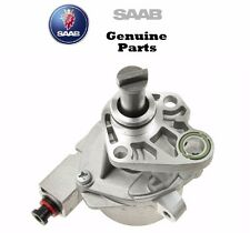 Saab 9-3 2000 - 2003 Saab 9-5 1999 - 2007 Vacuum Pump Genuine 55558434