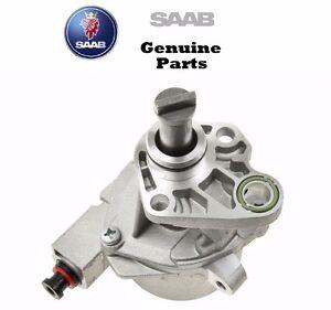 For Saab 9-3 2000-2003 For Saab 9-5 1999-2007 Vacuum Pump Genuine 55558434