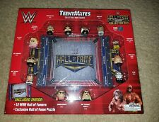 (12) TeenyMates WWE Hall of Fame Collectible Figures Pack NEW,SEALED
