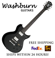 *WASHBURN WIS160B-O ELECTRIC GUITAR w/ FREE SHIPPING AND SETUP*