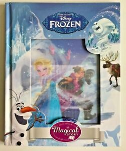 "Disney ""Frozen"" magical story book hardback NEW!!!"