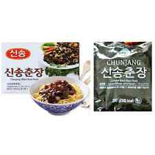 (200g) Korean Black Bean Paste Sauce Seasonings ChunJang for Jajangmyeon Noodles