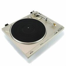 Technics SL-B210 Turntable Record Player System Automatic Silver RCA 2-Speed