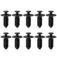 10Pcs Nylon Push Door Trim Panel Fastener Retainers Clips for Benz 1249900492
