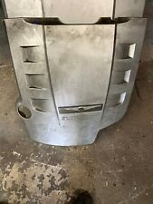 CHRYSLER 300C Crd Silver Engine Cover 3.0 Crd V6 Diesel 1