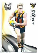 2016 Select Certified Base Card (123) James SICILY Hawthorn