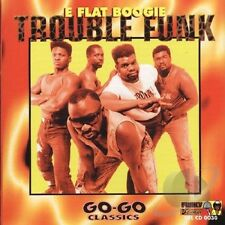 Trouble Funk - E Flat Boogie - New Factory Sealed CD (Trouble Funk)