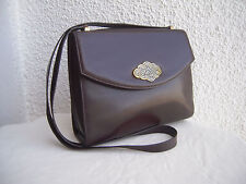 Superbe sac à main Cuir BALLY  TBEG Authentique  & vintage Bag
