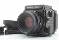 [Near MINT] Mamiya RZ67 Pro + Sekor Z 110mm f/2.8 W + 120 Film Back From Japan
