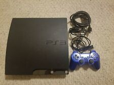 Sony PlayStation 3 CECH-2101A Model Console PS3 Slim with Controller