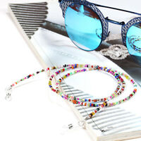 1Pcs Colorful Sunglasses Strap Eyeglass Chain Reading Glasses Holder Neck Cord