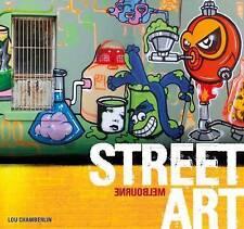Street Art Melbourne by Lou Chamberlin (Paperback, 2013)
